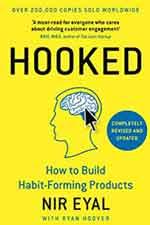 Libro Hooked sobre CRO y negocios ágiles