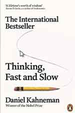 Libro Thinking fast and slow